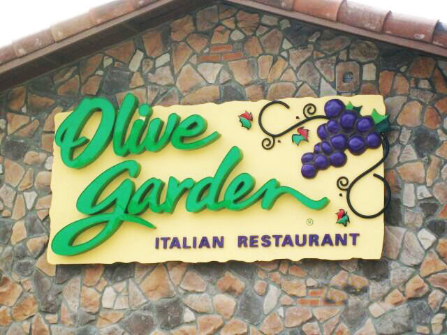 Olive Garden restaurant in Kentucky