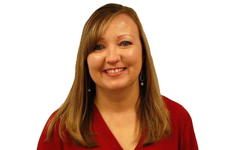 Christy Harrison Accounting Dept for Hudson Company