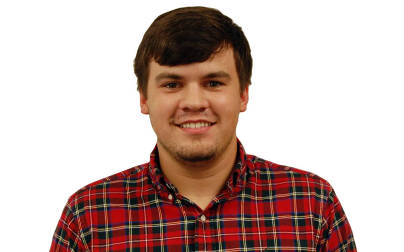 Jacob Davis Assistant Project Coordinator for Hudson Company
